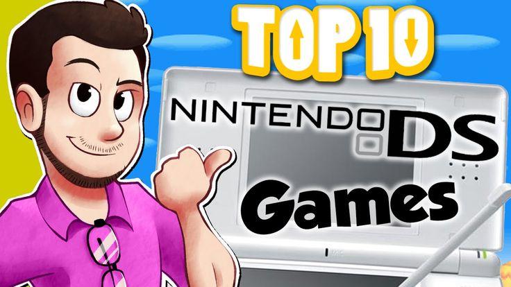 Top 10 Nintendo DS Games - AntDude