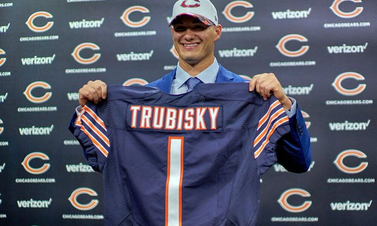 The Onion pokes fun at status of Bears with Trubisky selection = The Chicago Bears ponied up the draft picks and moved up a lone spot to grab former North Carolina Tar Heels quarterback Mitchell Trubisky. Some believed that if he was the guy to lead the franchise, the Bears were...