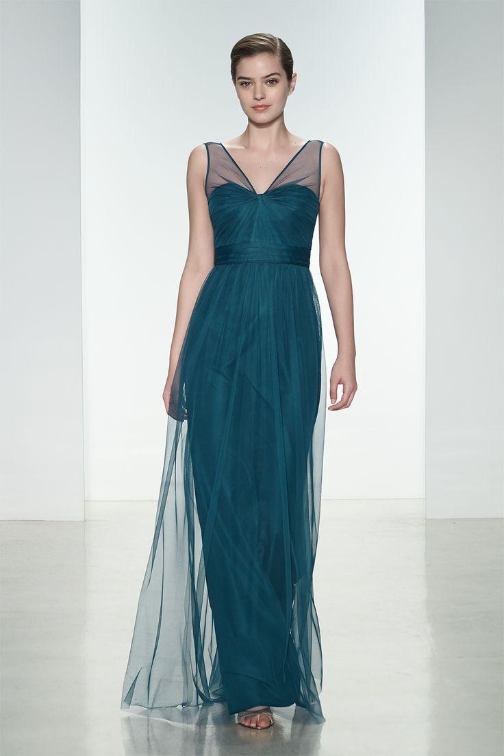 Amsale Bridesmaid Dress
