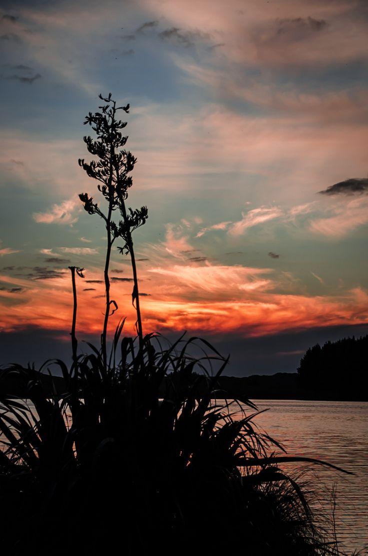 Lake Horowhenua by Bren Dyer on 500px