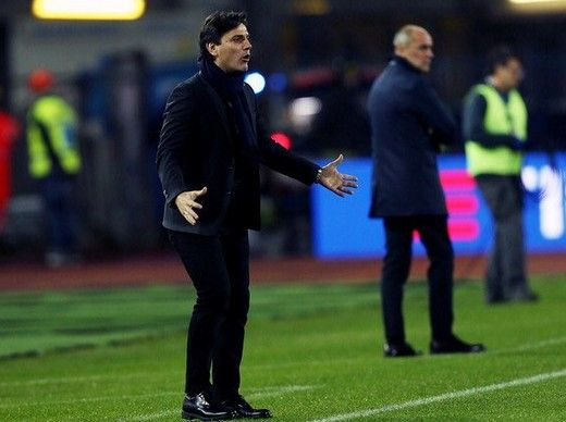 Vincenzo Montella admits he was very angry with Milan at half-time in the 4-1 victory away to Empoli and shut  Source
