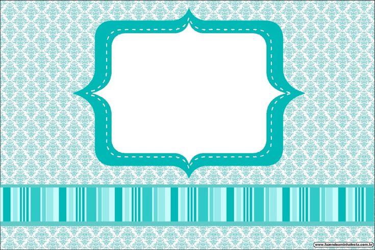 1 Convite1  http://fazendoaminhafesta.com.br/2014/06/azul-tiffany-kit-completo-com-molduras-para-convites-rotulos-para-guloseimas-lembrancinhas-e-imagens.html