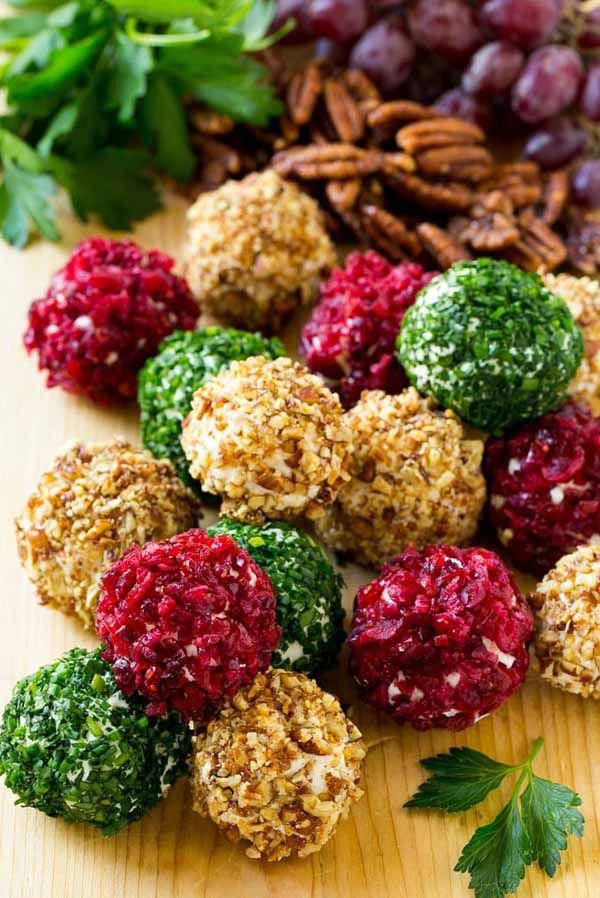 Easy Christmas Appetizer Finger Foods In 2020 With Images Cheese Ball Recipes Cheese Ball Bites Finger Food Appetizers,Upper Corner Kitchen Cabinet Storage Ideas