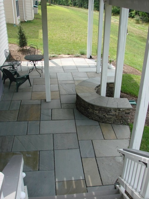 Charming Nice Patio Work Here! | Drainage And Erosion Solutions