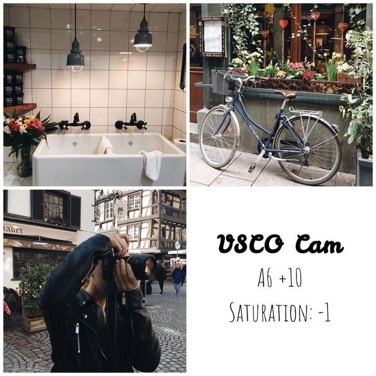 Instagram Theme mit VSCO (Bezahlter Filter) – #