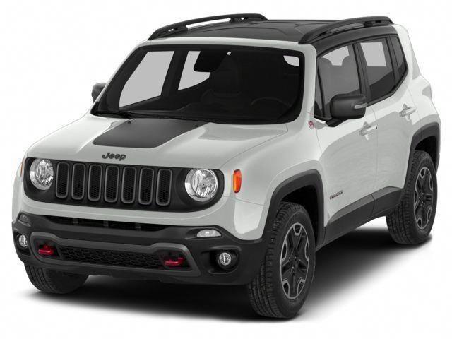 New 2016 Jeep Renegade Trailhawk 4x4 Suv Near Atlanta Jeeprenegade