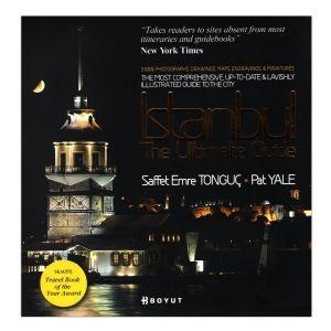 İstanbul The Ultimate Guide (Soft Cover) İstanbul hakkında bugüne dek yazılmış en kapsamlı, en güncel ve en zengin görsel içeriğe sahip gezi rehberinin İngilizcesi. 3000 fotoğraf, illüstrasyon, harita, gravür, minyatür içeriyor. Otel, restoran, kafe, dükkan, hamam gibi 2000'e yakın mekanı tanıtıyor. İstanbul'u gezmeye başlamadan çantaya atmakta yarar var.