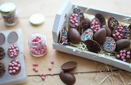 Mini ovinhos de chocolate   Panelinha - Receitas que funcionam
