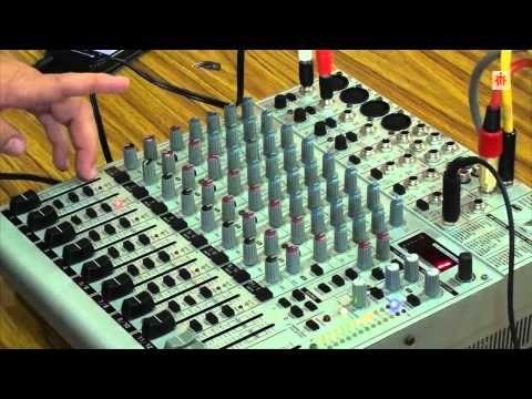 ▶ MESAS DE MEZCLAS Mesa de Mezclas de Audio Behringer UB1622FX - YouTube