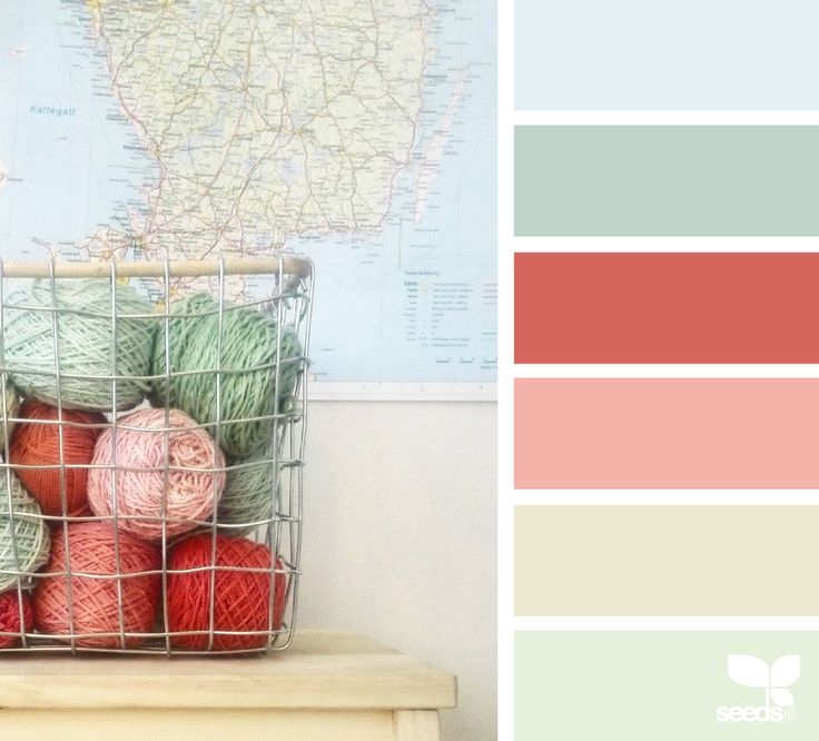 Crafted Color - http://www.design-seeds.com/spring/crafted-color