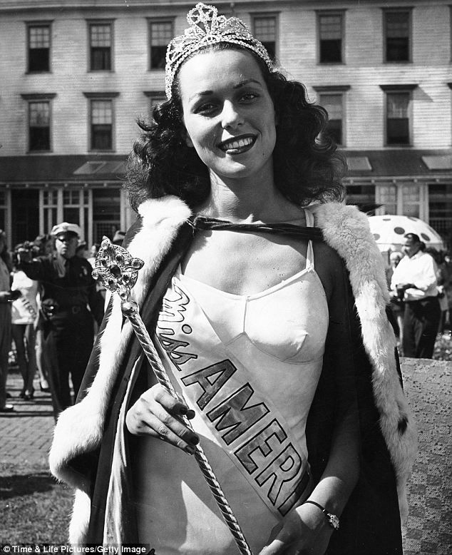 Bess Meyers First Jewish Miss America  1945
