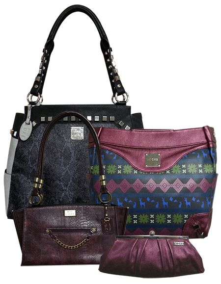 New Miche Luxe Handbags 2 Styles On The Left And 2017 Holiday