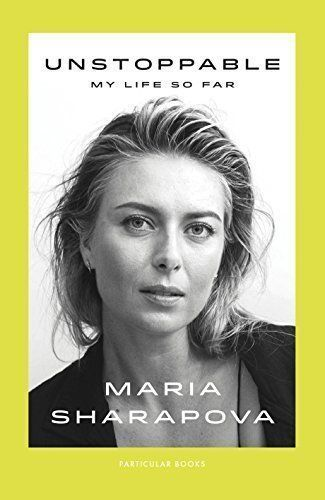 Maria Sharapova / Tennis / sport / celebrity / autobiography / book review / Wimbledon/ champion