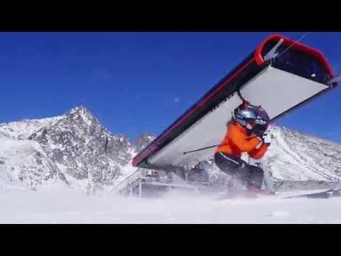 VYSOKÉ TATRY - Ski season 2014/15 - YouTube