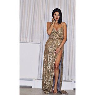 Natalie Halcro (Outfit Details) dress is from jaideclothing