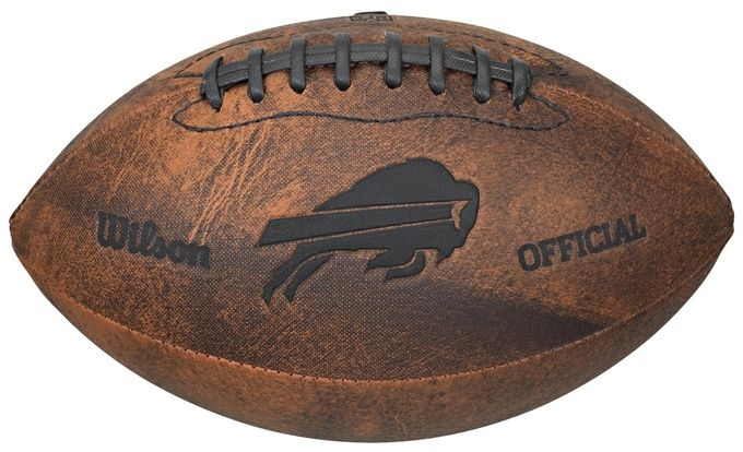 Buffalo Bills Football - Vintage Throwback - 9 Inches Z157-8381370906