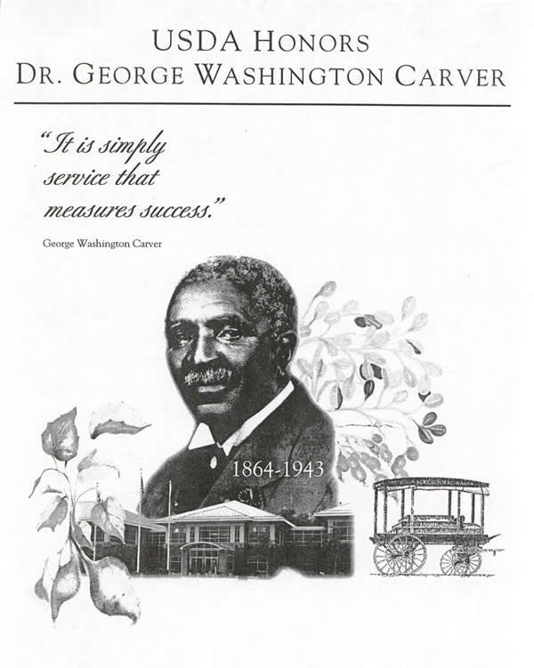the life and works of george washington carver To him tell us much of his life story george washington carver lived a life of service to his a humanitarian is someone who works very hard to help.
