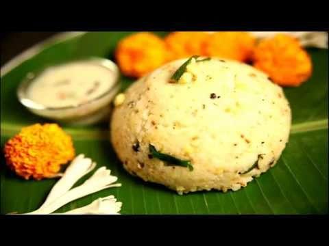 Venn Pongal - South Indian Recipe