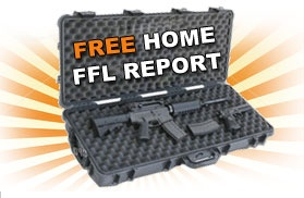 Get a FREE FFL license report. FFL123 offers a 150% Guaranteed money back if you get denied by the AFT and follow our steps.