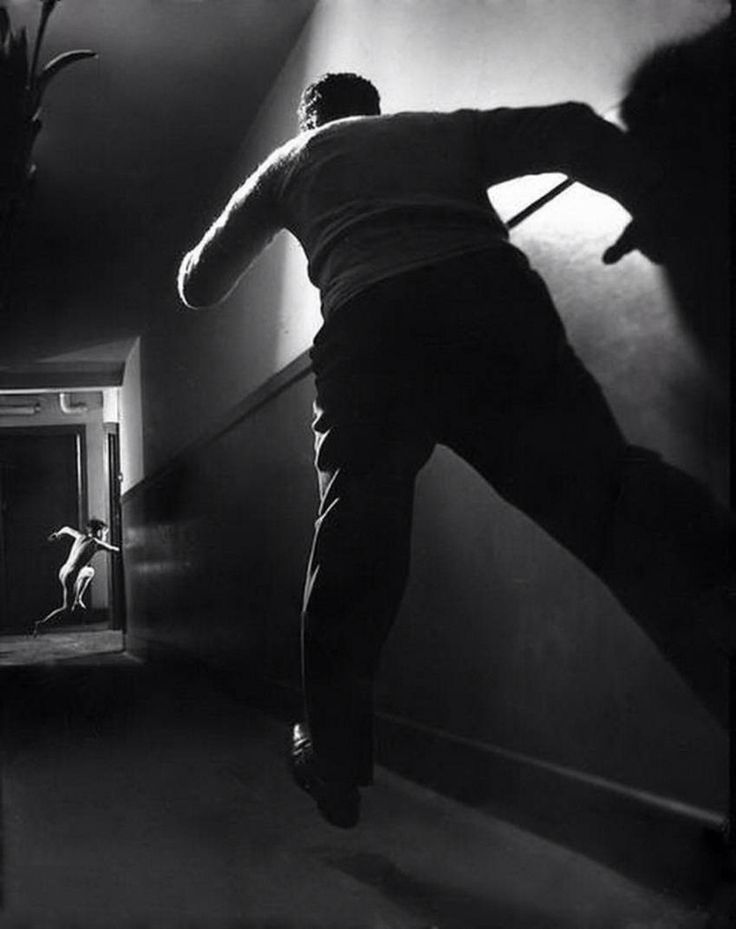 Ralph Crane A boy's escape, 1947