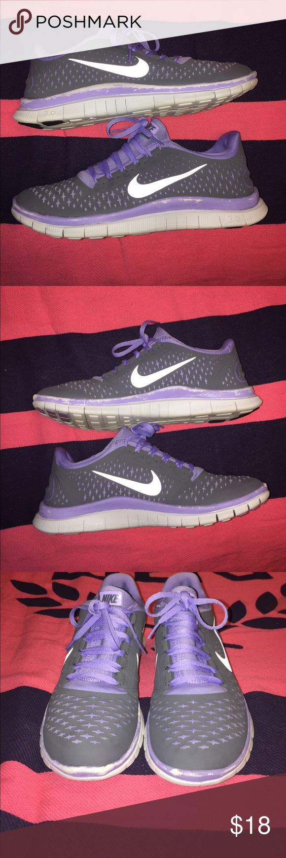 Nike Free 3.0 Condition shown in the pictures FEEL FREE TO SEND AN OFFER!😊☺️💕 Nike Shoes Athletic Shoes