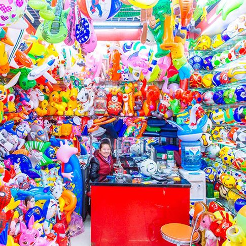 Yiwu Market City