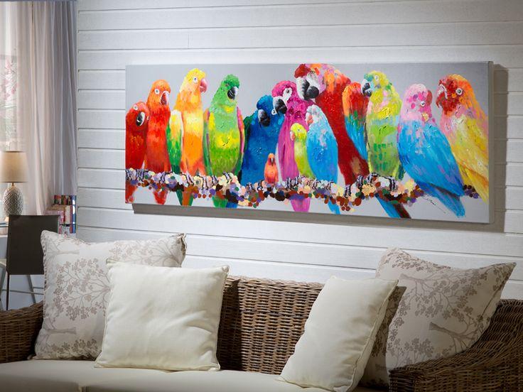 Schuller Mobiliario y Decoración Pinturas Tropic 772518  ACRILICO ·TROPIC· 60x180