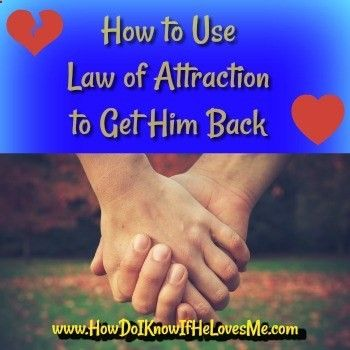 Getting Your Boyfriend Back - Can you really get your ex back using law of attraction? Heres how to do it | Relationship Advice | Get your ex back - How To Win Your Ex Back Free Video Presentation Reveals Secrets To Getting Your Boyfriend Back