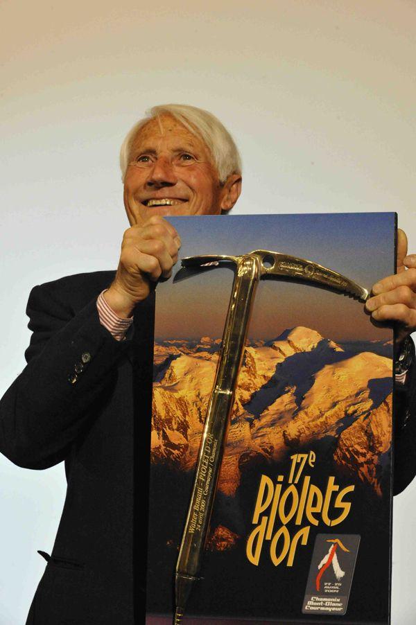 Walter Bonatti _ una leggenda dell'alpinismo mondiale