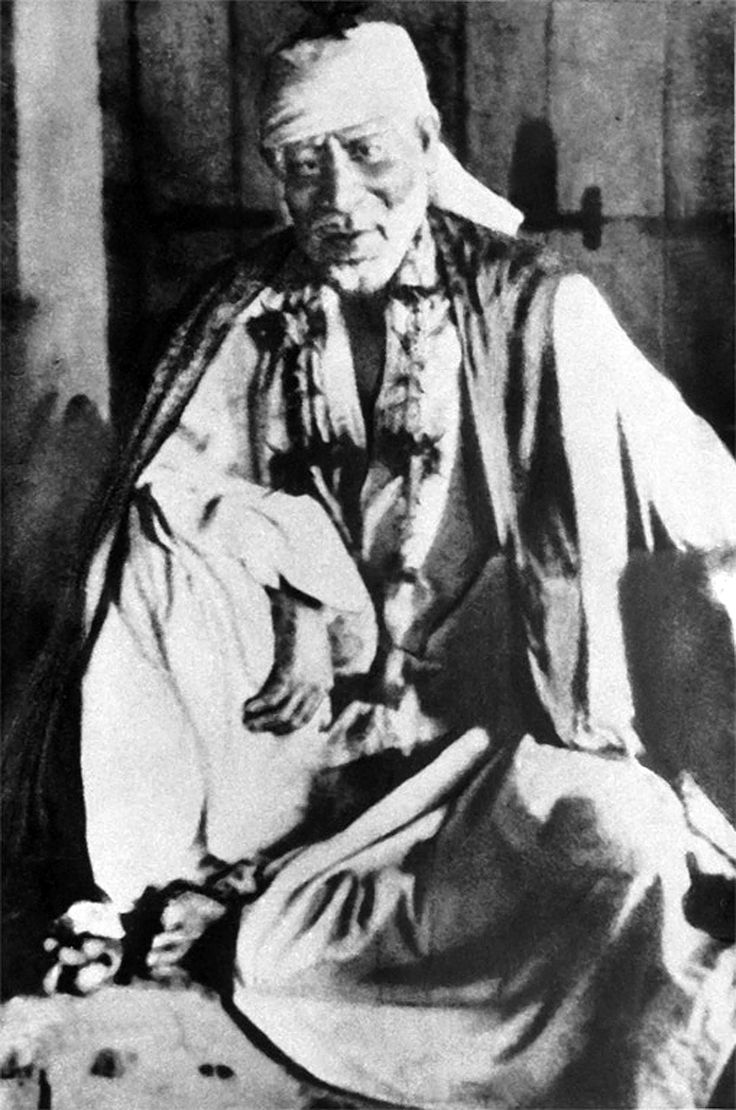 Shirdi Sai Baba Original Smiling High Resolution