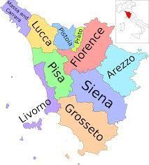 Questo pomeriggio, nella nostra scuola di italiano di Firenze, abbiamo in programma una lezione sui luoghi e sulle città più belle e importanti da visitare nella nostra regione, la Toscana. Ci vediamo alle 15,00 nella stanza accanto alla segreteria