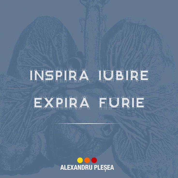 Exercitiu de respiratie: Accepta Iubirea. Elimina Furia #haiperacheta