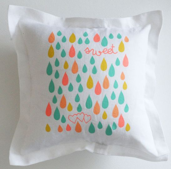 sweet pillow from Louise Misha