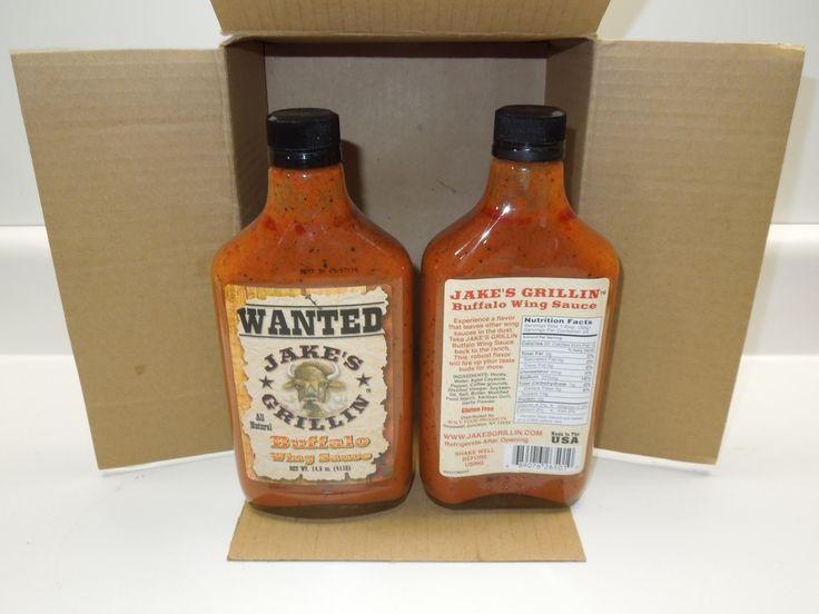 #Jakes #BuffaloWing #Sauce #NOMnom #Gameday Flavors via #BuffaloInABox.com #Buffalo #WNY #CNY