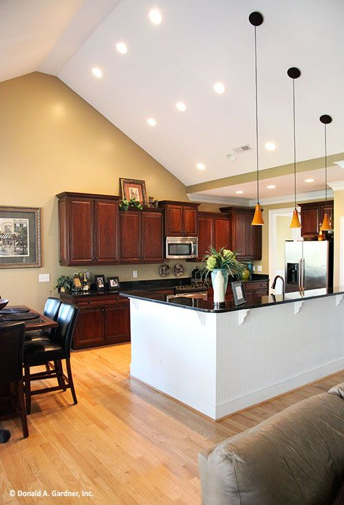 How To Light A Vaulted Ceiling