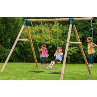 Buy Plum Products Macaque Swing And Climbing Set at Argos.co.uk - Your Online Shop for Climbing frames.
