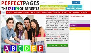 Know a Business, store or company you want to recommend to others? Register FREE at Perfect Pages today!! Perfect for BOTH Consumers & Businesses http://www.perfectpages.biz/?refid=BQfC9