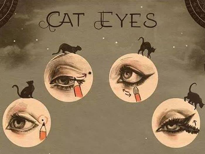 cute tut - cat eyes
