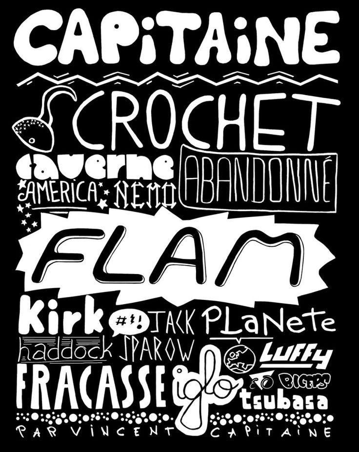 Vincent Capitaine | Typographie [Graphisme]