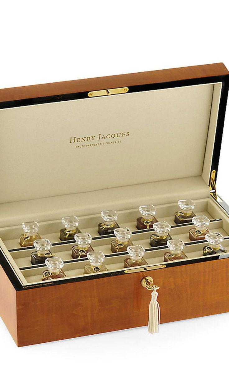 Henry Jacques La Cave À Parfums Ladies (Pure Perfume, 15ml X 15) £6,050.00
