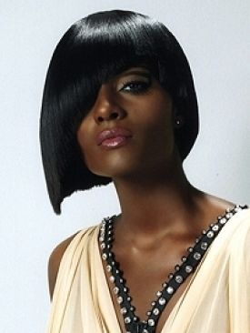 Hairstyles for Relaxed Hair - Choosing to be versatile with your newly relaxed hair is a must if you want to constantly surprise everyone with your fabulous style! Check out the following hairstyles for relaxed hair for long and medium-lengths and the hottest of short haircuts!