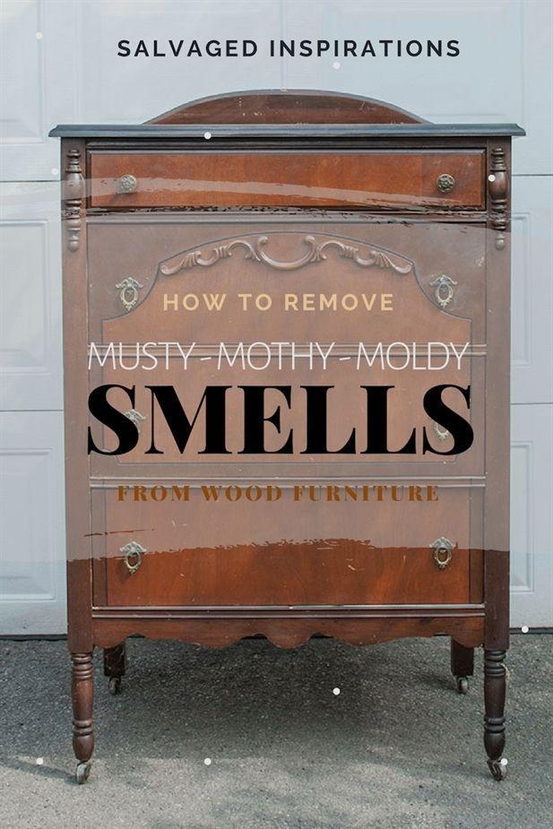 So Entfernen Sie Muffig Schimmelige Geruche Von Holzmobeln Mobel Holz Mobel Zum Selbermachen Mobel Verkaufen