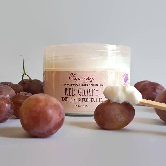 Moisturizing Body Butter, Whipped Body Butter, Natural Body Cream, Organic Skin Care, Choose Flavor, Organic Moisturizer, Vegan Body Care