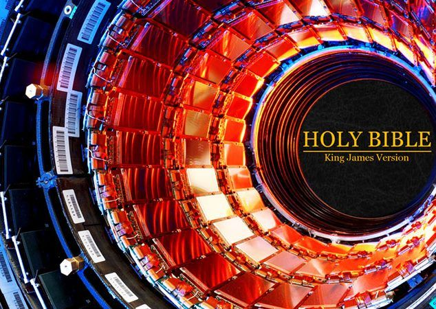 No, CERN And The Mandela Effect Has Not Changed The King James Bible