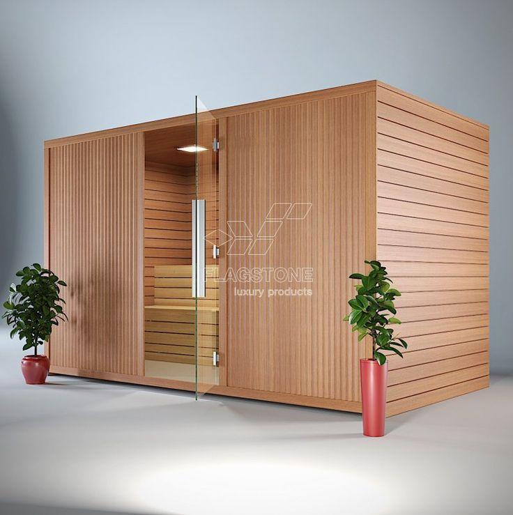 Sauna finlandeza - SPORT @ FLAGSTONE - smart products