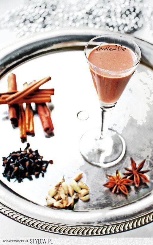 likier na mleku skondensowanym Składniki * 30 ml wódk… na Stylowi.pl