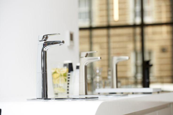 Billi Taps at our showroom #chooseyourfavourite #billitaps #interiordesign #design #innovation