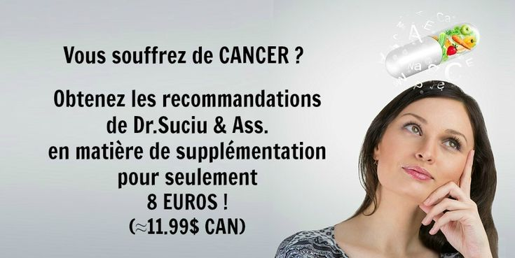 Photo recommandations drsuciu - cancer