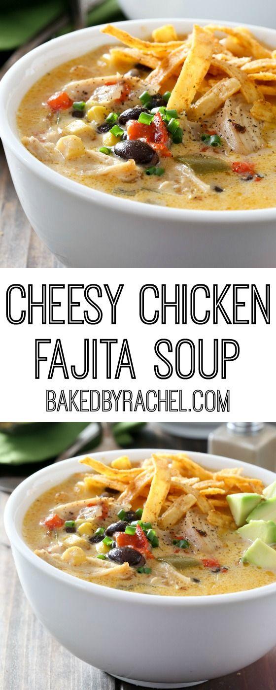 Beef fajita soup recipes easy