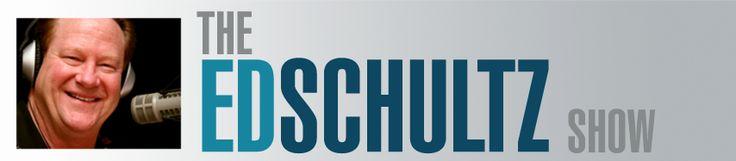 Ed Schultz on Raw Story Podcast 015 – Sen. Sherrod Brown and Scott Paul